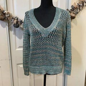 ST. John sport knit sweater